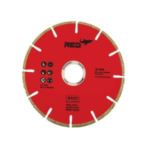 High-tech electroplated diamond cutting blade