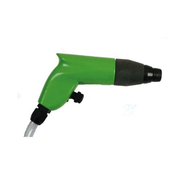 Soft starting hammer for v-cut