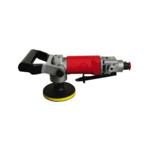 Wet polisher for polishing small faces of all stone