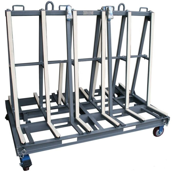 One Stop A Frame Glass Transport