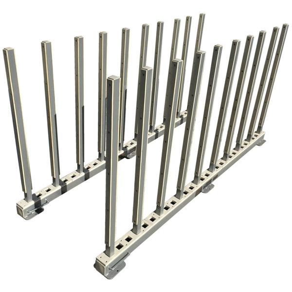 Rhio Storage Glass Rack